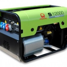 Generator de curent cu motor HONDA S12000 - 11, 88kVA - Generator curent, Generatoare industriale