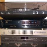 Sistem audio DUAL : amplificator- tuner- egalizor grafic - Amplificator audio