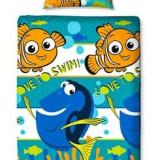 Set De Pat Character World Finding Nemo Dory - Lenjerie de pat