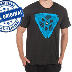 Tricou barbat Adidas Sneaker - tricou original - Tricou barbati Adidas, Marime: S, Culoare: Negru, Maneca scurta, Bumbac