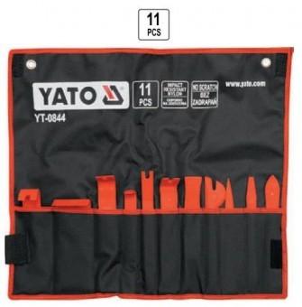 Kit demontare tapiterie auto YATO YT-0844 foto mare