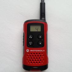 Statie emisie receptie walkie talkie Motorola TLKR T40 Made in Vietnam - Statie radio
