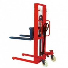 Transpalet cu ridicare manuala, 1000kG, Big Red TRE8310 - Transpaleti