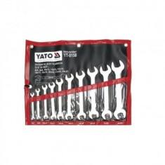 Set 10 chei fixe industriale 6-27 mm, Yato YT-0150 - Cheie fixa