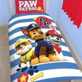 Set De Pat Paw Patrol Pawsome 2 - Lenjerie de pat
