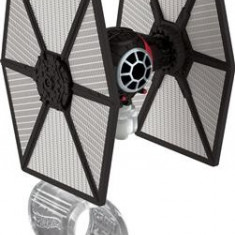 Jucarie Hot Wheels Star Wars Starship First Order Special Forces Tie Fighter Vehicle - Masinuta