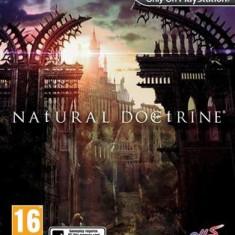 Natural Doctrine Ps Vita - Jocuri PS Vita