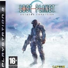 Lost Planet Extreme Condition Ps3 - Jocuri PS3 Capcom