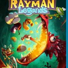 Rayman Legends Nintendo Wii U - Jocuri WII U, Actiune, 12+
