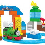 Jucarie Mega Bloks Thomas & Friends Sodor Wash Down Playset