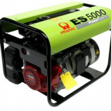 Generator de curent cu motor Honda ES5000 - 5, 11kVA - Generator curent