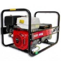 Generator Honda AGT 7001 HSBE R26 - 5, 5kVA - PORNIRE ELECTRICA - Generator curent Agt, Generatoare cu automatizare