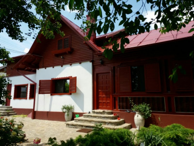 Casa de vacanta Breaza Prahova foto