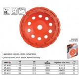 Disc cupa diamantat pentru slefuit YATO, YT-6030 - Slefuitor