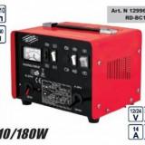 Redresor acumulator 14A, 12-24V, Raider RD-BC12 - Redresor Auto