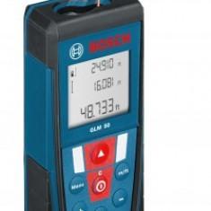 Telemetru laser 50m, Bosch GLM 50