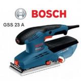 Slefuitor cu vibratii 190W, Bosch GSS 23 A