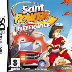 Sam Power Firefighter Nintendo Ds - Jocuri Nintendo DS Ubisoft