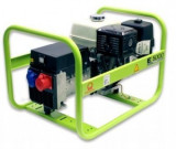 Generator de curent trifazat Pramac E5000 - 5,04kVA, Generatoare cu automatizare