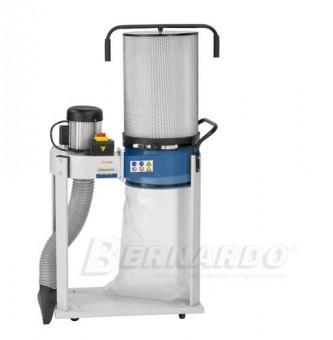 Exhaustor mobil cu cartus de filtrare 1500mc/h, 220V, Bernardo DC 250 CF foto mare