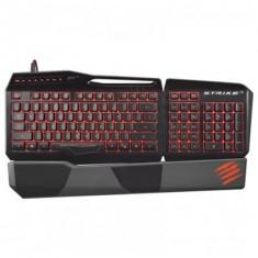 Tastatura Gaming Iluminata Mad Catz S.T.R.I.K.E. 3 Negru