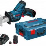 Fierastrau sabie cu 2 acumulatori, Bosch GSA 10.8 V-LI