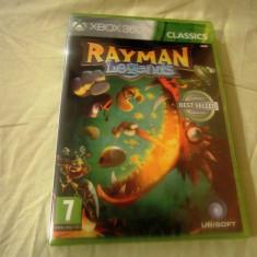 Joc Rayman Legends, xbox360, original si sigilat, alte sute de jocuri! - Jocuri Xbox 360, Actiune, 3+, Single player