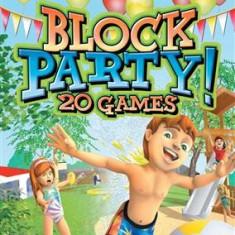 Block Party 20 Games Nintendo Wii - Jocuri WII Activision, Actiune, 3+