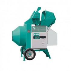 Betoniera profesionala semi-automata 3kW, Imer BIO2-400