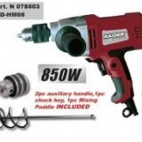 Amestecator 850W viteza reglabila si functie de gaurire, Raider RD-HM05 - Amestecator electric