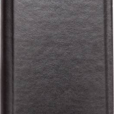 Husa Folio Tellur Apple iPhone 5 5S Black - Husa Telefon Tellur, iPhone 5/5S/SE