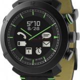 Smartwatch COGITO Classic Leather Black Vesper Rezistent la apa