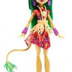 Papusa Monster High Ghouls Getaway Jinafire Long