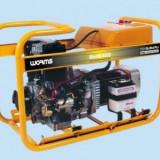 Generator curent Monofazat Diesel Subaru Master 6010 DXL15, 6.4kVA