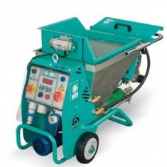 Pompa de tencuiala multifunctionala monofazata, Imer Small 50 - Masina de tencuit