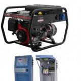 Generator benzina 4.5kVA, EAG 4500 cu automatizare inclusa - Generator curent