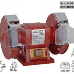 Polizor Raider Power Tools de banc 370W, RAIDER RDP-BG02