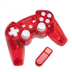 Controller Wireless Pdp Rock Candy Stormin Cherry Ps3 - Consola PlayStation