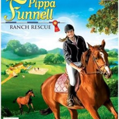 Pippa Funnell Ranch Rescue Ps2 - Jocuri PS2 Ubisoft