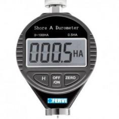 Durometru digital tip SHORE A - FERVI - D011/A