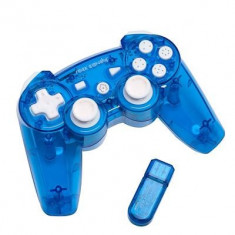 Controller Wireless Pdp Rock Candy Blueberry Ps3 - Consola PlayStation