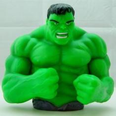 Cutie Pentru Bani Marvel Bust Bank Hulk Action Figures - Pusculita copii