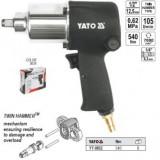 Pistol pneumatic 540Nm, YATO YT-0952 - Cheie pistol pneumatic Service