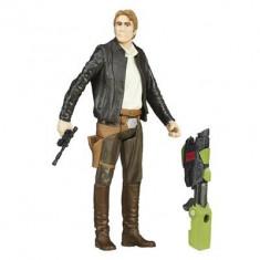 Jucarie Star Wars The Force Awakens Jungle Mission Han Solo - Roboti de jucarie Hasbro