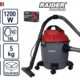 Aspirator umed uscat 1200W, Raider RD-WC01