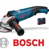 Polizor unghiular 1500W, 125mm, Bosch GWS 15-125 CITH