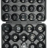 Set chei pentru filtru ulei 30 buc., Yato YT-0596, in valiza
