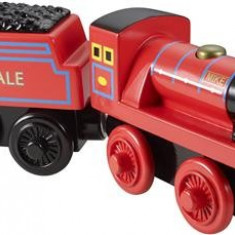 Jucarie Thomas & Friends Wooden Railway Mike Engine - Trenulet