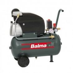 Compresor de aer BALMA FC2/24 CM2, debit aer aspirat 222 l/min, 24 L, 220V