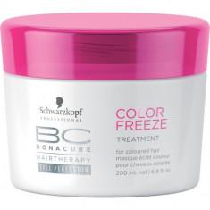Tratament Masca Pentru Ingrijirea Parului Colorat 200 ml - Vopsea de par Schwarzkopf
